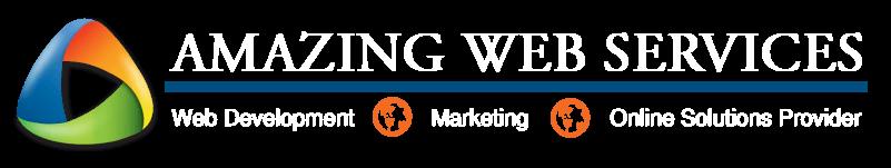 AWS White Logo