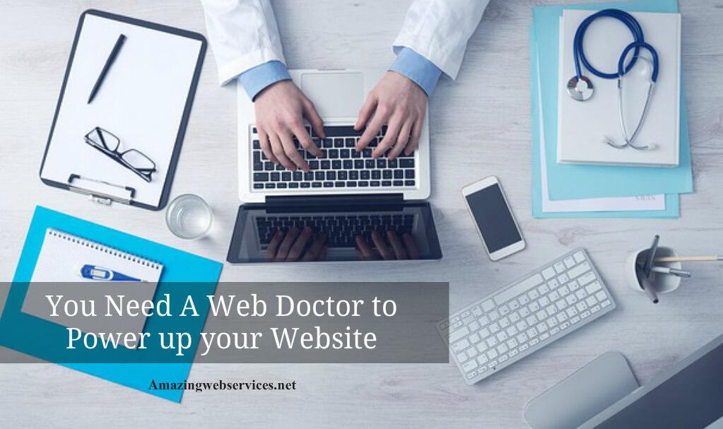 Website expert