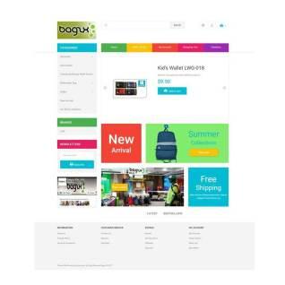 Bag-Shop-website