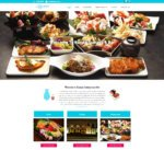 Japanese Restaurant Website