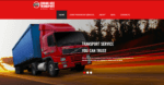 Transport Company Website